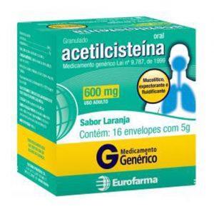 n acetilcisteina fluimucil